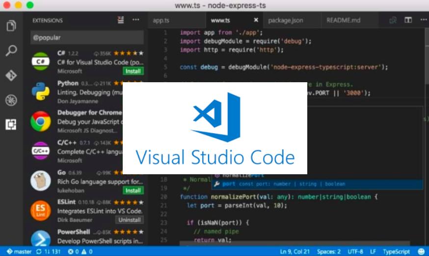 CodeShipで使うVisualStudioCode