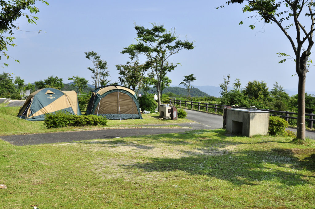 山口のおすすめグランピング&キャンプ施設④萩アクティビティパーク
