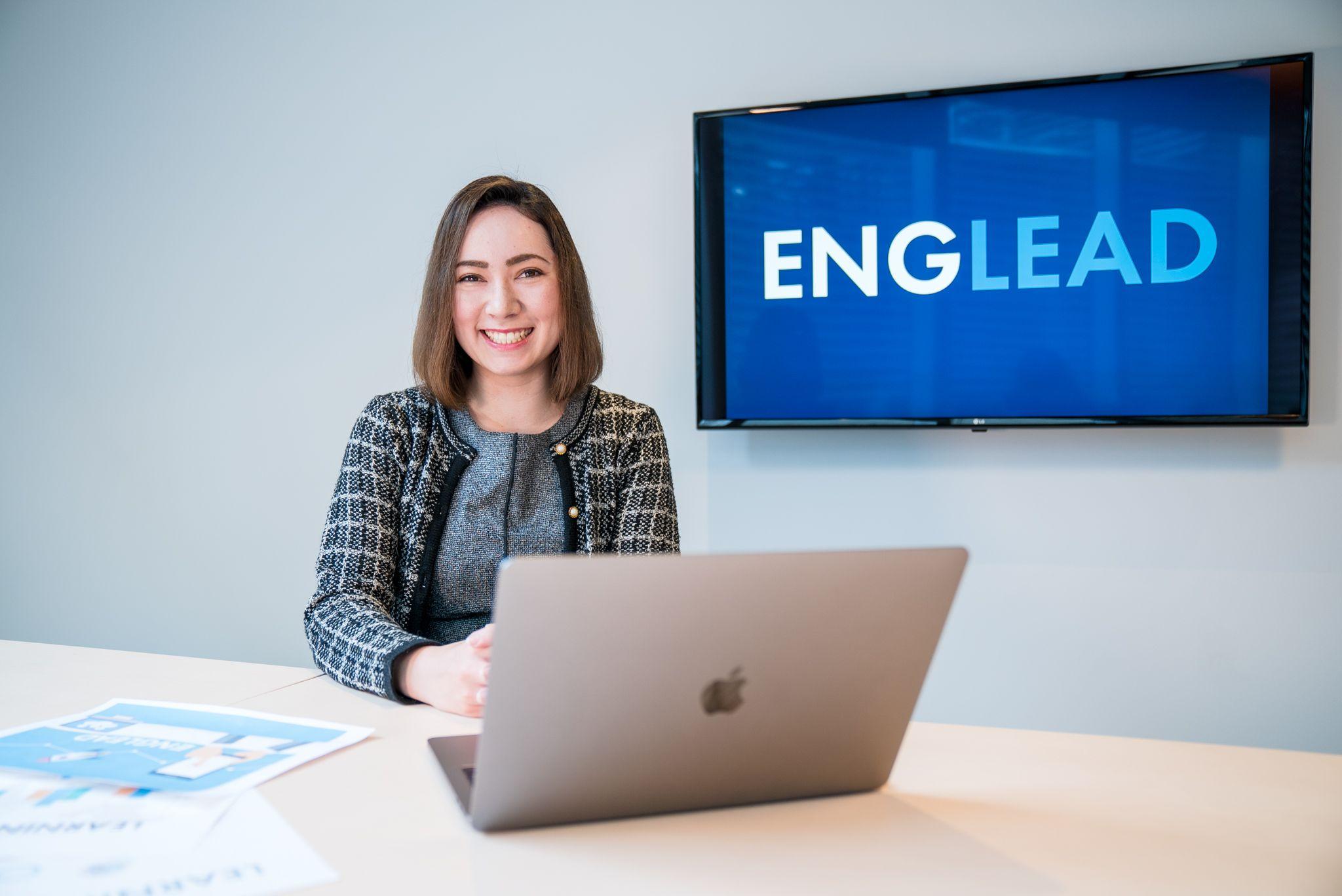 オンライン英語コーチングENGLEAD(イングリード) 女性コーチ