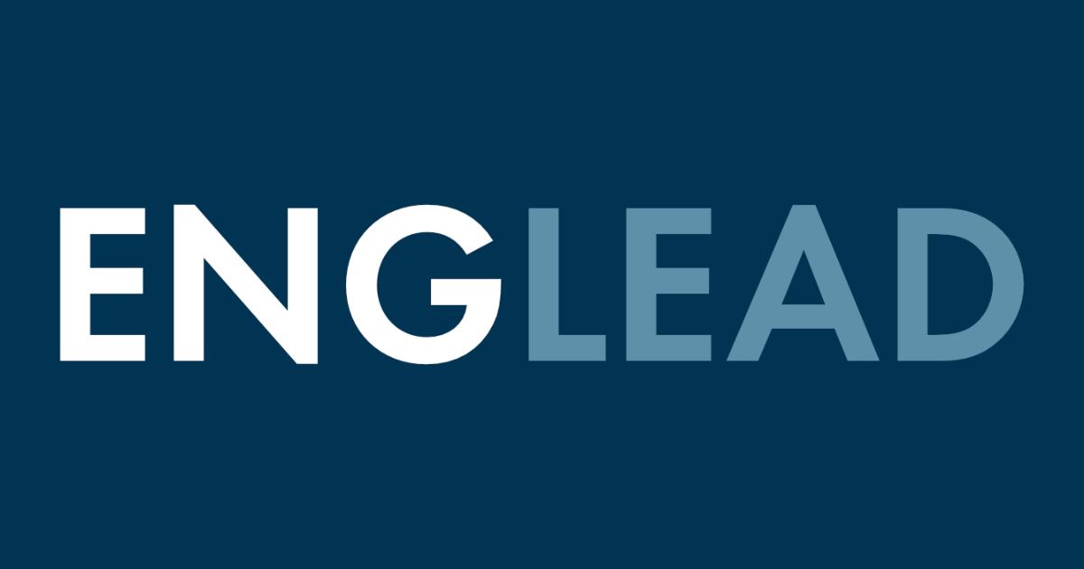 オンライン英語コーチングENGLEAD(イングリード) ロゴ